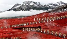 Yunnan, na China. Foto: Dimitra Stasinopoulou