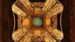 Torre Eiffel de outra perspectiva. Foto: Sylke Scholz